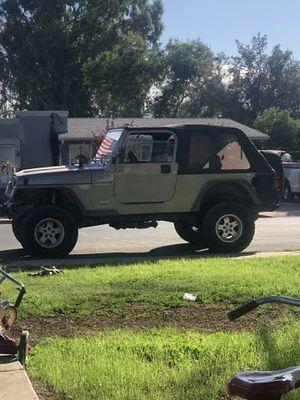 Jeep Wrangler LJ/TJ unlimited. for Sale in Mesa, AZ