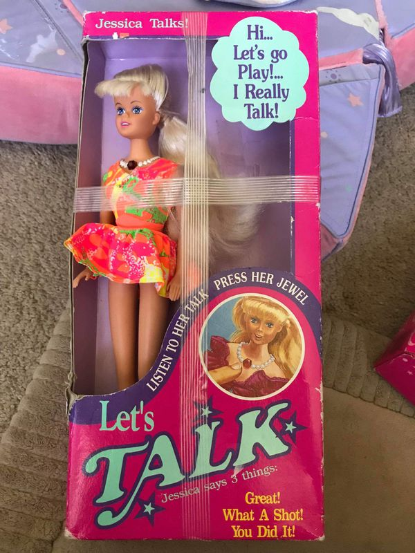 Let's talk barbie