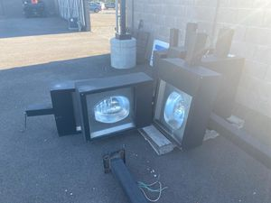 Lot lights arena lights for Sale in Kennewick, WA