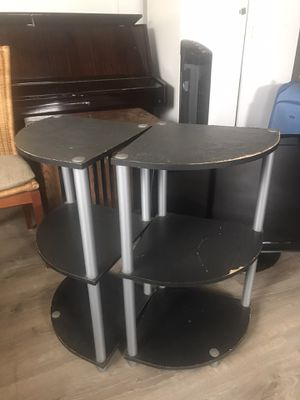 Shelves/ End Tables for Sale in Stockton, CA