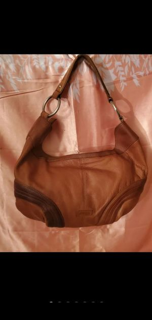 Kenneth Cole Reaction leather hobo bag excellent condition for Sale in Round Rock, TX