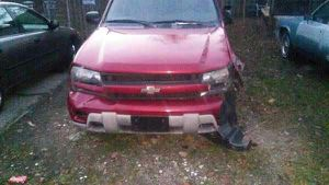2004 chevy trailblazer parts only for Sale in Cleveland, OH