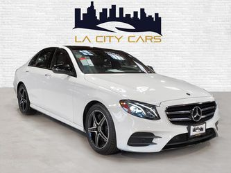 2018 Mercedes-Benz E-Class for Sale in Inglewood,  CA