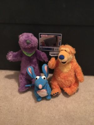 Bear in the big blue house for Sale in Attleboro, MA