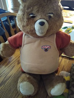Teddy RUxpin Bear for Sale in Collegedale, TN