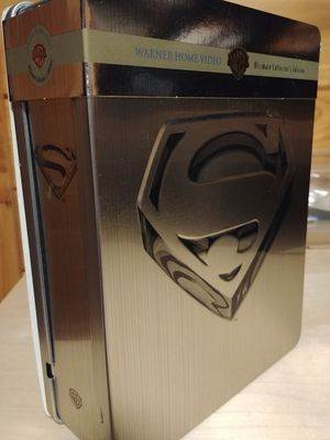 Superman ultimate collectors edition 14 DVD set for Sale in Alexandria, VA