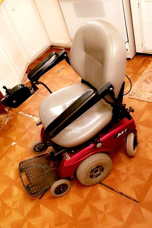 Pride Mobility JET 7 Power Chair for Sale in Charlotte, MI