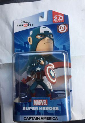 Marvel super heroes Captain America for Sale in East Bethel, MN