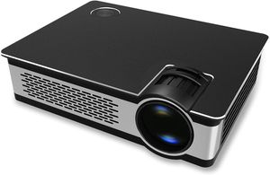 Wireless Wifi Android Projector Full HD 1080P 2600 Lumens for Sale in Hacienda Heights, CA