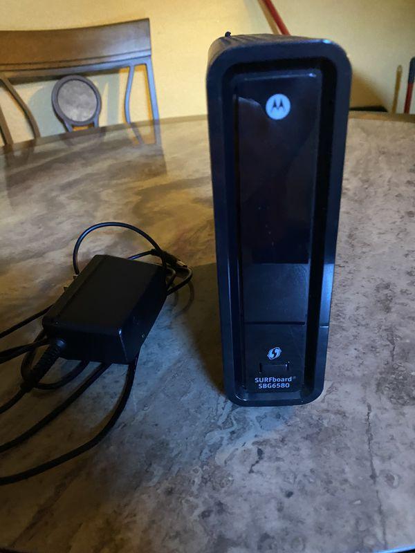 Motorola Modem/Gateway