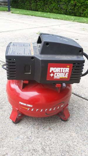 Porta Cable Pancake Compressor for Sale in Cumberland, RI