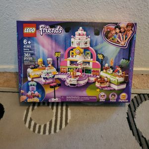 New Lego Friends Baking Competition Set ($40 Value) for Sale in Ripon, CA
