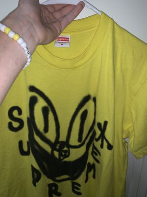 Supreme Smile T-Shirt Yellow for Sale in Pewaukee, WI