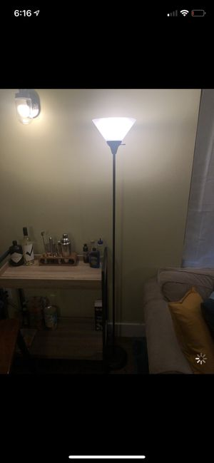 Tall 3x Adjustable Lamp for Sale in Brooklyn, NY