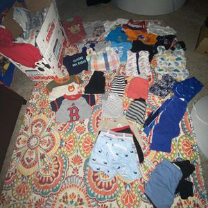 BABY BOY CLOTHES 0-6MONTHS CHEAP AND ALOT for Sale in Austin, TX