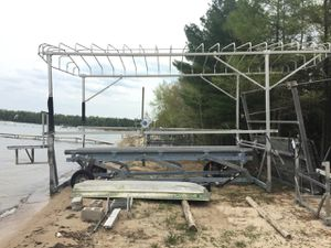 30x10 boat canopy for Sale in Charter Township of Clinton, MI