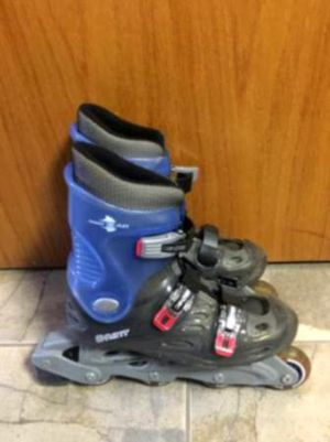 Vintage On-Line Roller blades (size 7) for Sale in Fenwick, MI