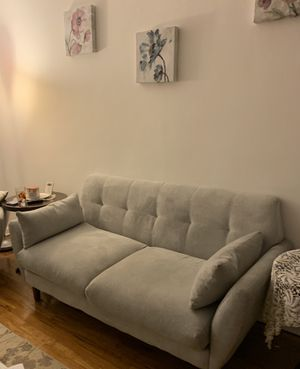 Grey Sofa for Sale in Queens, NY