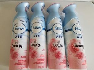 Febreze Air effects bundle Lot - 4 Rose fragrance. $10 price firm for Sale in Rockville, MD