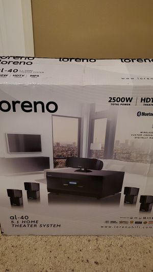 Home theater system for Sale in Federal Way, WA