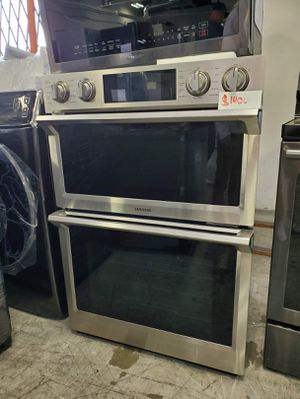 """Samsung 30"""" Flex Duo Microwave Combination Wall Oven for Sale in Long Beach, CA"""