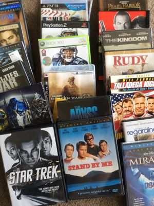 DVD'S and PlayStation Games for Sale in Deerfield Beach, FL