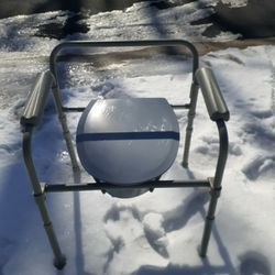 Free Medical toilet- Northside for Sale in Pittsburgh,  PA