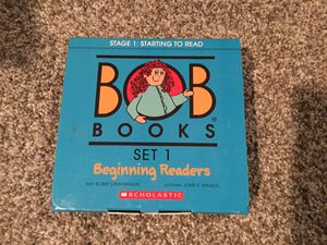 Beginning Readers BOB Books SET 1 for Sale in DuPont, WA