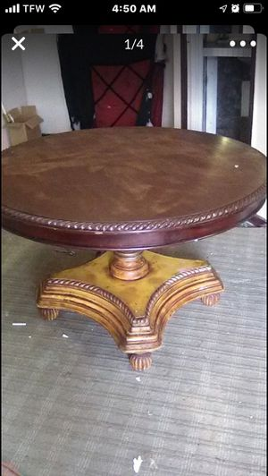 Antique dining table for Sale in North Little Rock, AR