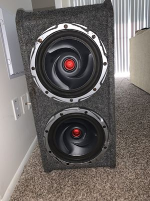 KENWOOD 12 Subs for Sale in Greensboro, NC