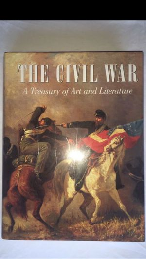 Large-Size Civil War Collectors Book for Sale in Spring Hill, FL