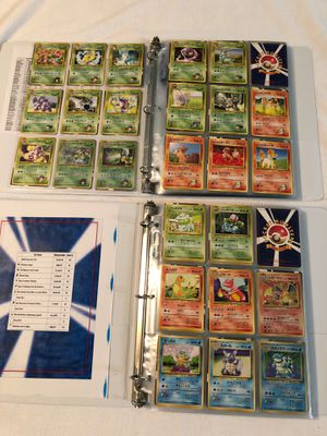 Vintage 1996-2001 Japanese Pokemon card collection for Sale in San Antonio, TX
