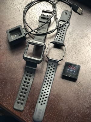 Fitbit Blaze for Sale in Cary, NC