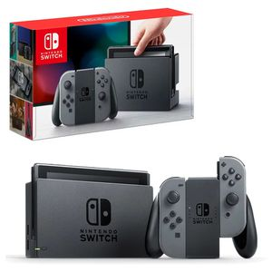 NINTENDO SWITCH $$240 BRAND NEW NEVER OPENED GREY 240$ SF MEET CASH ONLY READ for Sale in San Francisco, CA