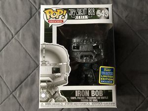 Funko Pop Jay and Silent Iron Bob SDCC vinyl figure toy for Sale in Los Banos, CA