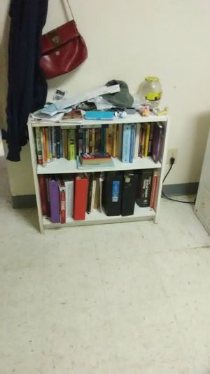 Small book shelf in good condition for Sale in Iola, KS