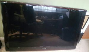 """FULLY FUNCTIONAL Samsung 52"""" Inches Flat Screen Television TV (NO STAND & NO REMOTE CONTROL) for Sale in Monterey Park, CA"""