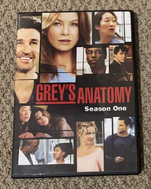 Grey's Anatomy Season 1 for Sale in Haltom City, TX
