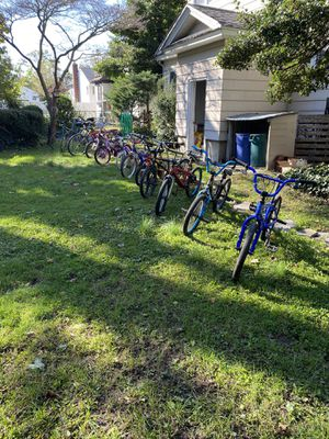 12 bicycles a lot for Sale in Lynbrook, NY