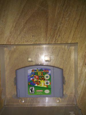 Mario 64 for Sale in Los Angeles, CA