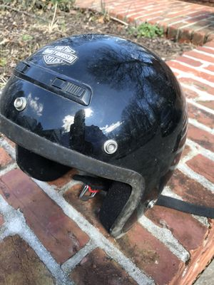 Small Harley Davidson motorcycle helmet for Sale in Gambrills, MD