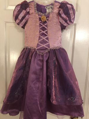 Princess Rapunzel dress!! for Sale in Fairfax, VA