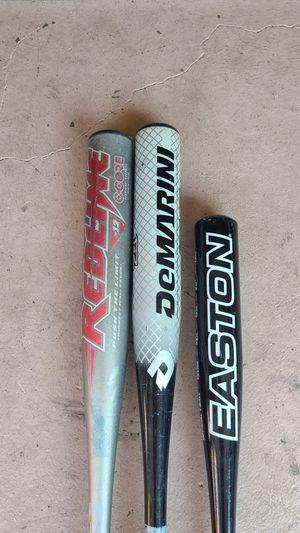 Baseball bats for Sale in Pleasant Hill, CA