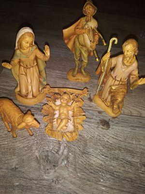 Italian nativity set for Sale in Bakersfield, CA