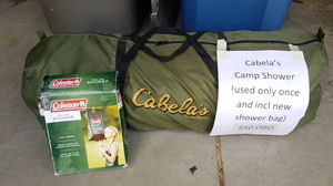 Cabela's Camp Shower for Sale in Fond du Lac, WI