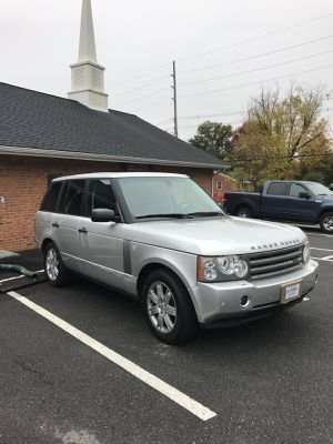 2006 Smooth running Range With 129K no issues at all. Trucker and I barely have time for it because am always on the road. for Sale in Roanoke, VA