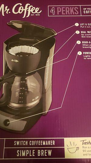 Mr. Coffee 12 cup Coffee maker for Sale in Edgewood, WA