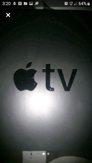 Apple tv with remote. for Sale in Duncanville, AL