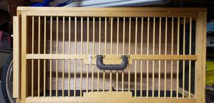 Pigeon/ bird carrier/ cage for Sale in La Mesa, CA