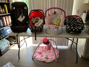Baby Bundle w/ stroller and baby carrier for Sale in West Palm Beach, FL